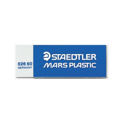 Mars 526-50 Small Plastic Eraser