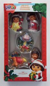 New In Box Nickelodeon Dora the Explorer Set of 5 ...