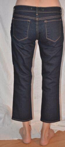 Cropped Crop Jeans J Leg Women's Brand Pants Dark Denim 26 wqtIFHS