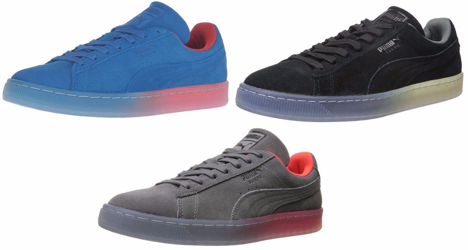 PUMA Men's Suede Classic Fade Future Sneaker