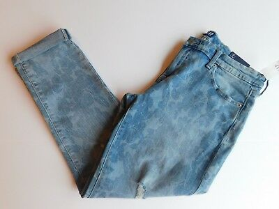 NWT GAP Women/'s Real Straight Mid Rise Stretch Denim Jeans 4 /& 10 MSRP$70 New