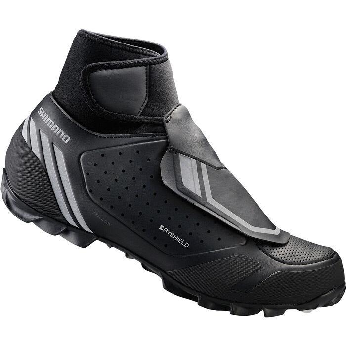 Shimano MW5 Dryshield SPD bike shoes 2017