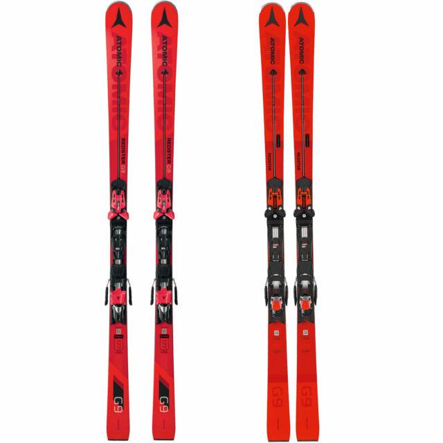 Skiing Ski Race Carve Atomic Redster Doubledeck 3 0 Sl X 12 Tl
