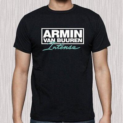 New Armin Van Buuren Embrace Famous DJ Album Men/'s Black T-Shirt Size S to 3XL