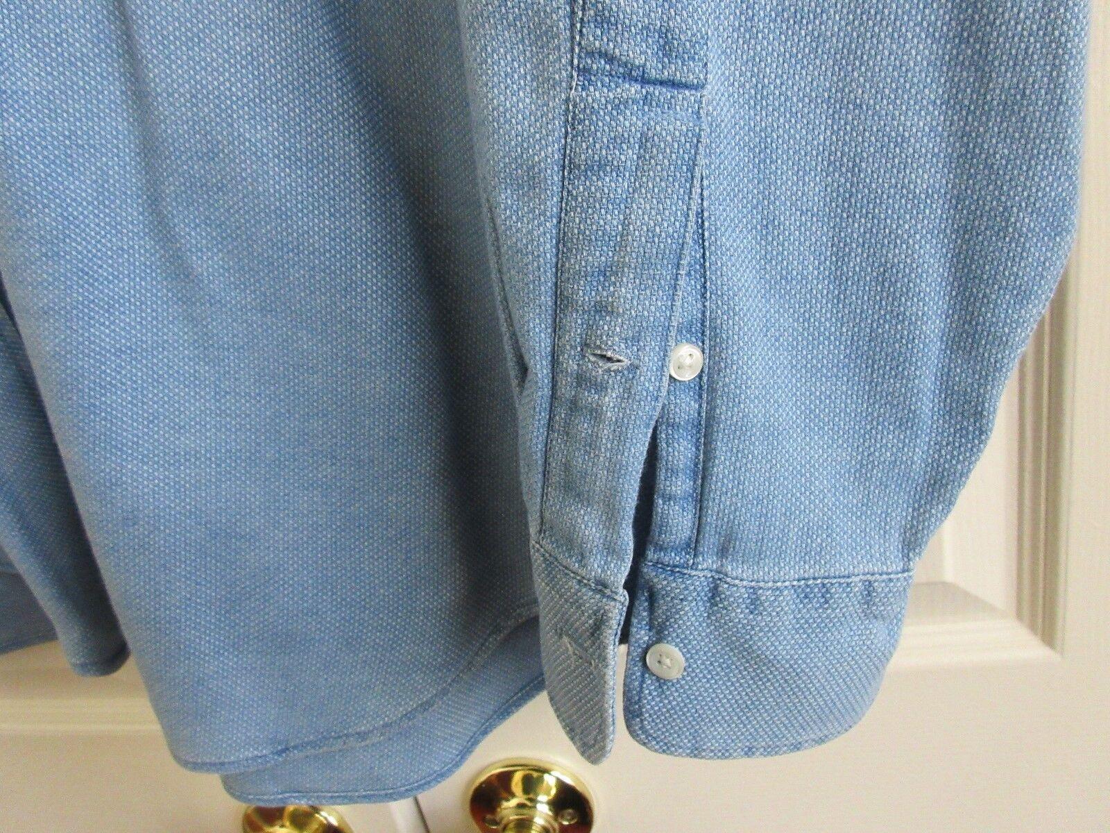 Polo , Ralph Lauren , Men's Long Sleeve Shirt , XL , 10