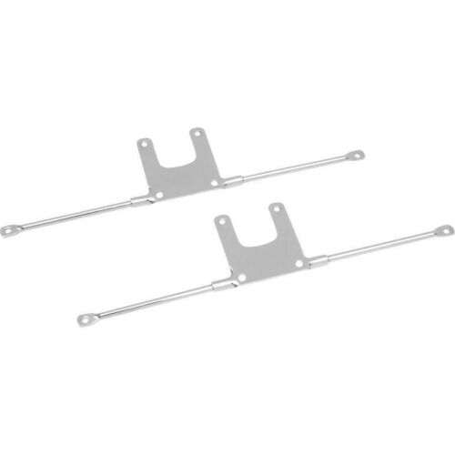 Mounting Brackets for Replacement Front Fender Drag Specialties  091020-PB-LB2