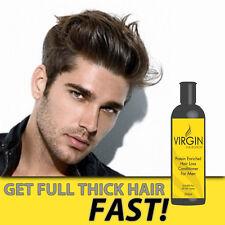 VIRGIN FOR MEN HAIR LOSS CONDITIONER SUPER STRENGTH INTENSE HAIR RE-GROWTH!