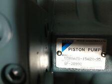 Daikin V Series Hydraulic Tandem Piston Pump V38sajs 15a2x 95