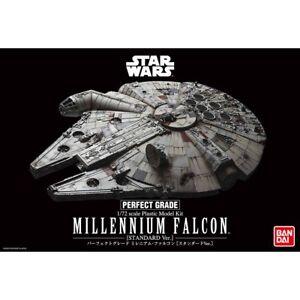 BANDAI-1-72-Star-Wars-PG-Millennium-Falcon-VER-STANDARD-NUOVO-MODELLO-KIT