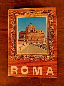 Roma-Souvenir-Photo-Book-Vintage-Verdesi-Rome