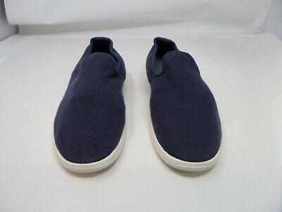 Allbirds Mens Limited Edition Tuke Midnight W// Cream Sole Wool Lounger Size 11