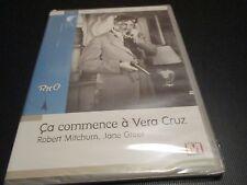 "DVD NEUF ""CA COMMENCE A VERA CRUZ"" Robert MITCHUM, Jane GREER / RKO"