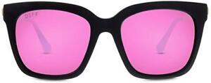 a5c5a97d593 Image is loading Diff-Eyewear-Bella-Designer-Square-Sunglasses-100-UVA-