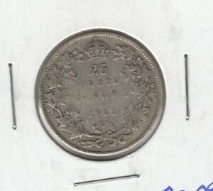 1921-Canada-Twenty-Five-Cents