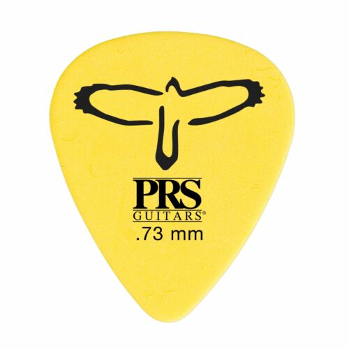 Paul Reed Smith PRS Delrin Guitar Picks 0.73mm - Yellow 12