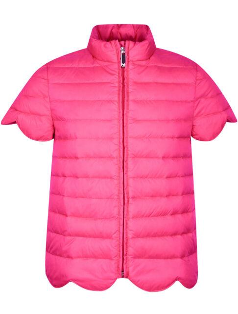 IL GUFO leichte Daunen Weste in pink* Gr.8/128, 10/140, 12 / 152 NEU%%%