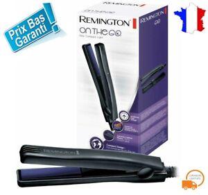 Fer-a-Lisser-Remington-Lisseur-Cheveux-de-Voyage-Leger-Compact-Ceramique-200-C