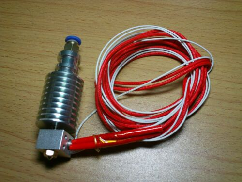 3D Printer J Head Extruder Hotend Reprap Thermistor Prusa I3 Mendel 1.75mm 3mm