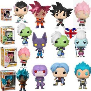 Funko POP Dragon Ball Super Saiyan Goku Vinyl Action Figures Kids Toy InBox Gift