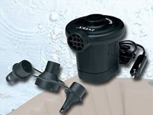 Quick Fill Electric Pump 12V airbed inflatables NEW