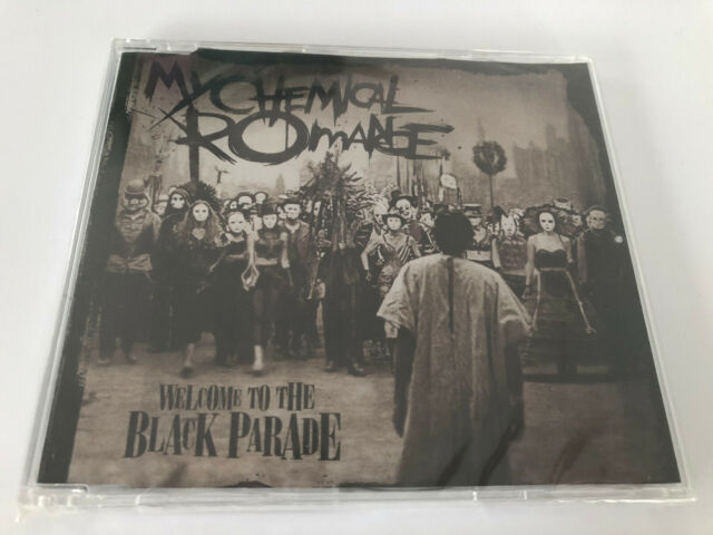 My Chemical Romance - Welcome To The Black Parade - Maxi-CD - Neu! In Folie Rar!