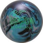 15lb Brunswick Inferno Blue Flame Limited Edition Bowling Ball