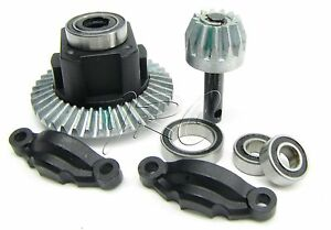 Axial-YETI-Rear-DIFFERENTIAL-Diff-AXA30392-Bevel-Gear-set-Wraith-AXI90026