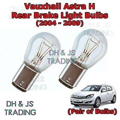 2x Vauxhall Astra MK5//H Genuine Osram Ultra Life Rear Indicator Light Bulbs Pair