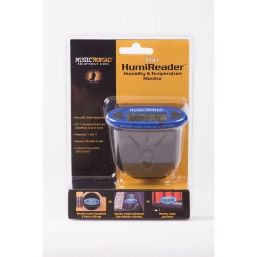 Music Nomad MN305 HumiReader Humidity /& Temperature Monitor
