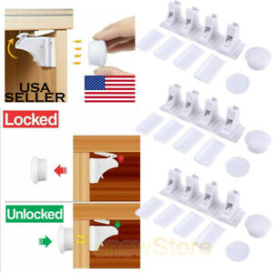 Magnetic-Cabinet-Locks-For-Child-Baby-Proof-Safety-Cupboard-Door-Drawer-Kitchen