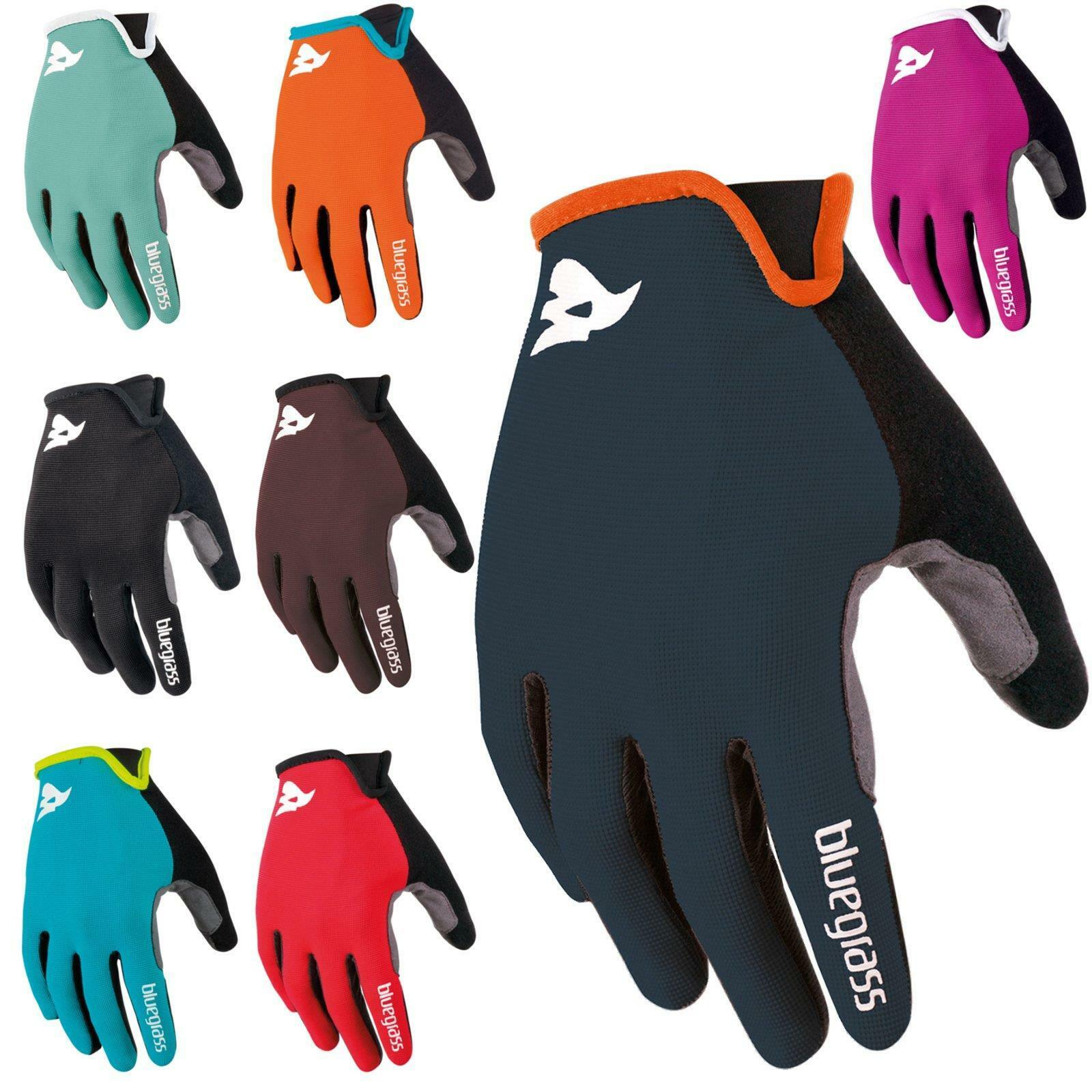 blueegrass Magnete Lite Enduro Fahrrad Handschuhe All Mountain Bike BMX Downhill