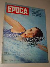 EPOCA=1960/513=IL ROMANZO DELLE OLIMPIADI=MASSIMO BONTEMPELLI=THOR HEYERDAHL