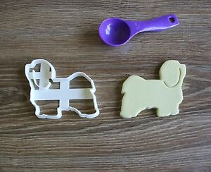 Havanese-Cookie-Cutter-Dog-Pup-Pet-Treat-puppy-Pupcake-topper-cake