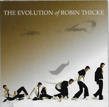 The Evolution of Robin Thicke by Robin Thicke CD 2007 Interscope
