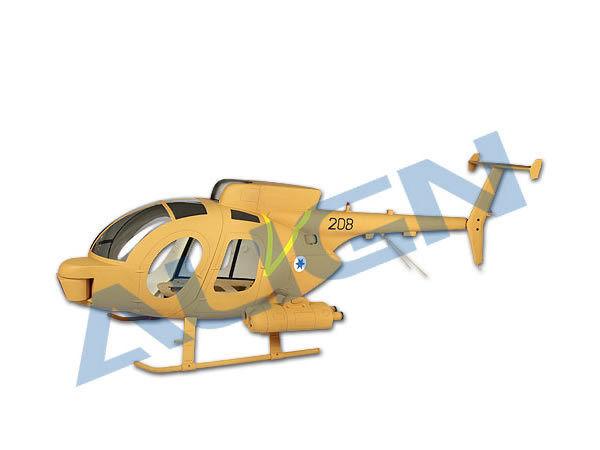 Align H500MD 600 Fusoliera Set