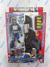 Masked Kamen Rider Agito G-3 Set With Vinyl Figure Toy Japan YUTAKA Vintage