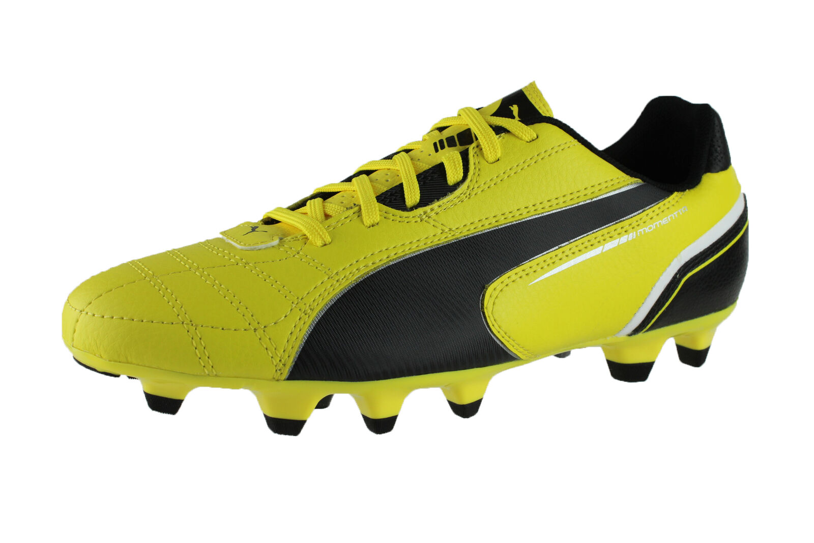 Puma Momentta Fg Jr Size 38 Football shoes Leather 102711 01 Yellow