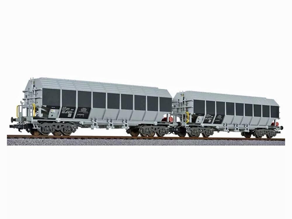 Liliput l230152 beni Wagenset vagoni specializzati per allumina Ermewa 2x h0