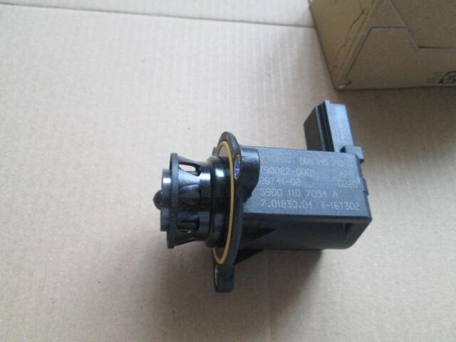 Neuf Véritable Audi VW Turbo Chargeur Coupé Soupape 06H145710D