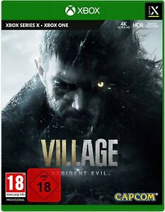 Resident Evil 8 Village (XBox One & Series X) (NEU OVP) (UNCUT) (Blitzversand)