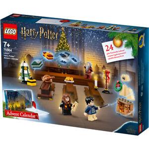 Lego Weihnachtskalender 2019.Details About Lego Harry Potter Advent Calendar 2019 75964