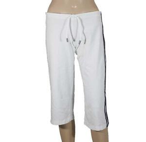 97f8355fe1 Dettagli su Adidas Pantaloni Ginnastica Donna Taglia S/M