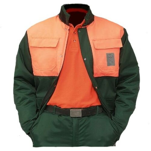 Treehog Protective Safety Chainsaw Jacket All Sizes