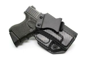 Fits-Glock-26-27-33-Holster-IWB-Adjustable-Cant-Retention