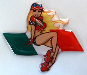 Vespa-125-Lusso-Nuova-946-300-GTS-Touring-Sport-Super-3D-Doming-Decal-Pin-up