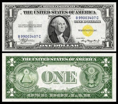 NICE CRISP UNC 1935 $1.00 US NORTH AFRICA SERIES COPY PLEASE READ DESCRIPTION