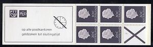 Netherlands-1966-Definitives-Juliana-Mi-MH-6x-MNH