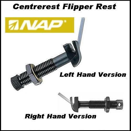 NAP Center rest Flipper Rest