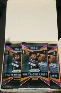 1-2019-20-Panini-Prizm-Basketball-Retail-Box-SEALED-PACKS-Zion-or-Ja-Auto