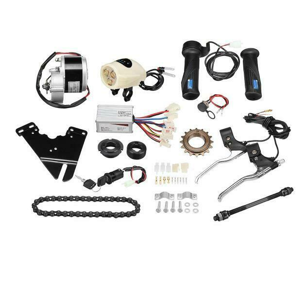 24V  250W Electric Conversion Kit For 22-28 Inch Bike Scooter (60 Day Returns)  online at best price